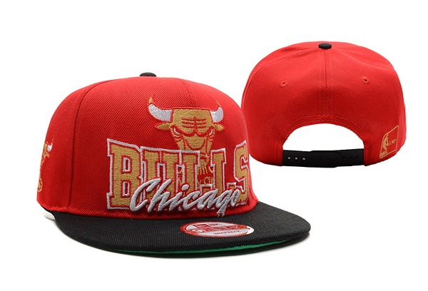 Chicago Bulls NBA Snapback Hat XDF277